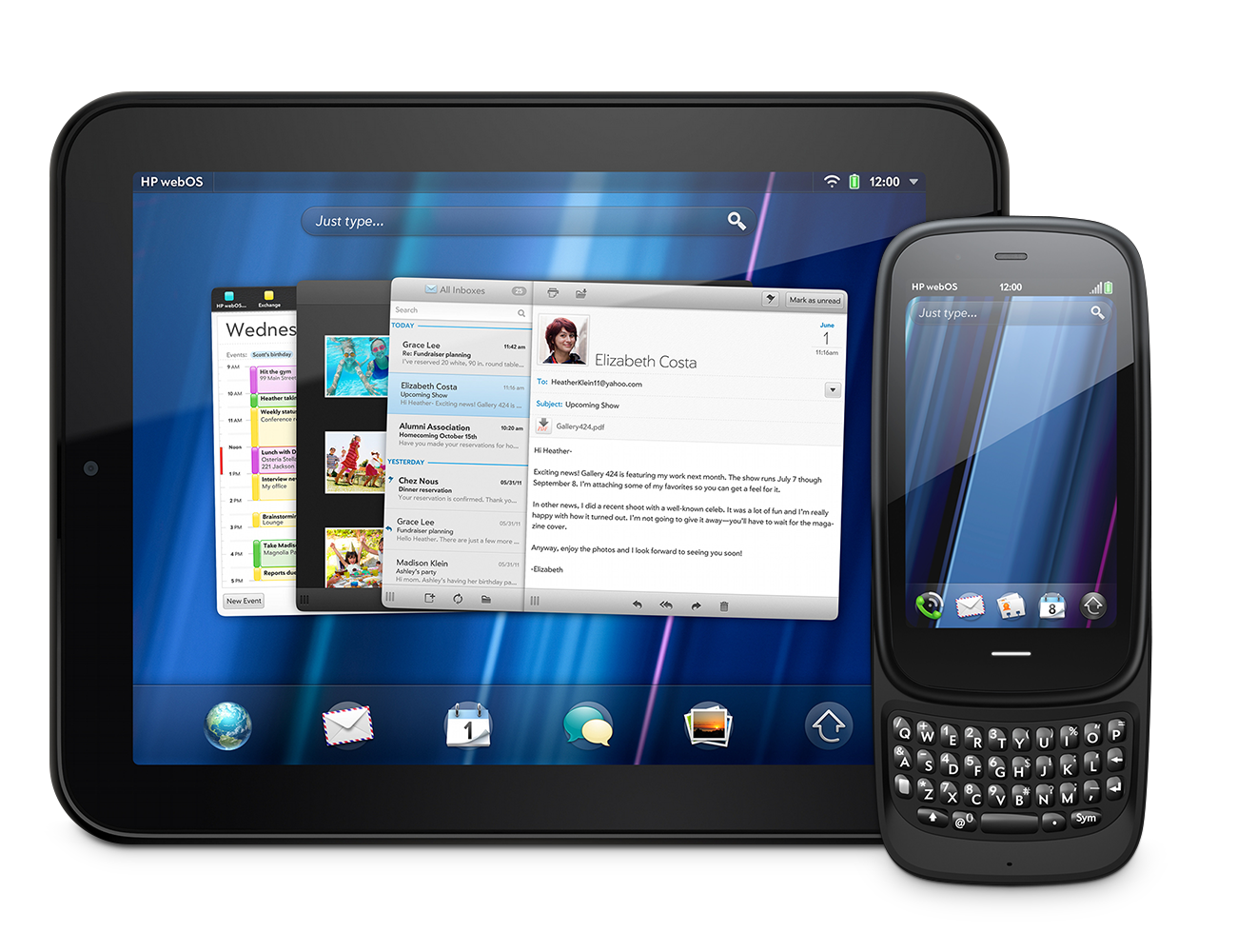 HP/Palm WebOS